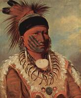 George_Catlin - American Indian