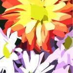 """""""Blocks of Daisies"""" by SplitWindow"""
