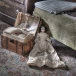 """Old Victorian Doll"" by SederquistPhotography"