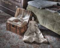 Old Victorian Doll