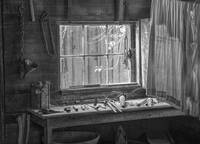 Window and Old Tools