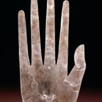 Hand by Ohio Hopewell culture Art Prints & Posters by The Fine Art Masters