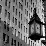 """4th Street Clock"" by DanielLight"