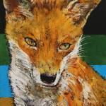 """Fox 2016 12x24"" by creese"