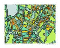 Jamaica Plain 16x20 w border w sig and loc