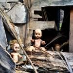 """Creepy Doll"" by KCampbell"