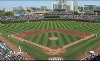 Wrigley Field as it was