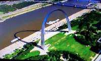 St. Louis doubled Arch