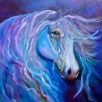 """""""Velvet Horse"""" by jennylee"""