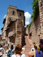 Another street scene, Assisi