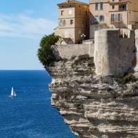 ©Howell_Bonifacio_Corsica Art Prints & Posters by David Howell