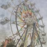 """ORL-8328-1 A Ferris wheel 1"" by Aneri"