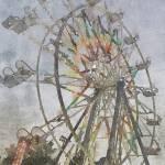 """ORL-8328-1 A Ferris wheel 1"" by Aneri"