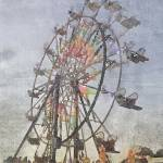 """ORL-8329-1 A Ferris wheel 2"" by Aneri"