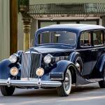 """1937 Packard Super 8 Sedan"" by FatKatPhotography"