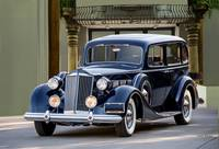 1937 Packard Super 8 Sedan