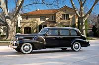 1939 Cadillac 7519 Fleetwood Sedan II