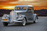 1934 Pierce Silver Arrow Coupe II