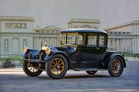 1919 Pierce-Arrow 38C Coupe