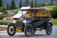 1915 Dodge Bros Touring Car