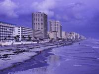 Daytona Beach November Morning