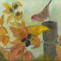 Harvest Time II Art Prints & Posters by Joan  L. Mester