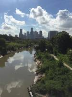 Buffalo Bayou, Houston, TX