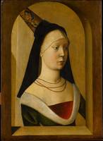 Portrait of a Woman , Netherlandish or French