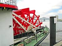 Docking the Natchez