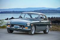 1969 MGB GT Coupe