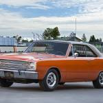 """1969 Dodge Dart Swinger II"" by FatKatPhotography"