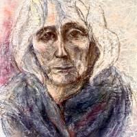 Hecuba--Once a Queen Art Prints & Posters by Judy Schavrien
