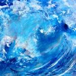 """Surf"" by Kathie_Nichols"