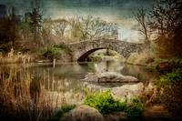 Central Park NYC Bridge