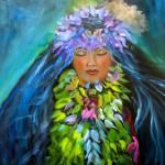 """""""Hula Maiden"""" by jennylee"""