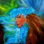 """Hula Dancer"" by jennylee"