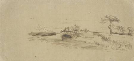 The Cave of Machpelah Amsterdam, May 1877 Vincent