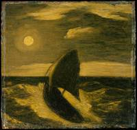 The Toilers of the Sea , Albert Pinkham Ryder