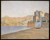 The Town Beach, Collioure, Opus 165 (Collioure. La