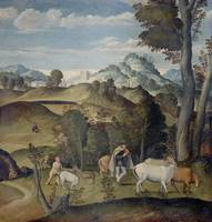 The Young Mercury Stealing Cattle from the Herd of