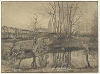 The Kingfisher Nuenen, March 1884 Vincent van Gogh