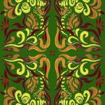 """Gold_N_Green_1"" by IrinaSztukowski"