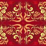 """Gold_N_Red_1_"" by IrinaSztukowski"