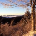 """smokey cumberland gap frosted sunrise"" by RichardBaumer"