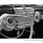 """Vintage Lincoln Cockpit"" by Automotography"