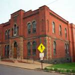 """Mercer, Pa - Vintage Building 2008"" by Ffooter"