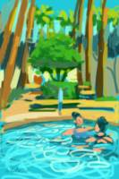 Pool Ladies Scottsdale AZ enlarged
