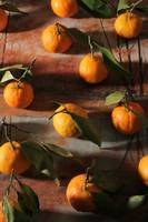Mandarins in November