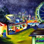 Civitan Fair by Kris Courtney