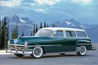 1953 Chrysler Town and Country Wagon